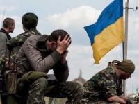Украинските военни и опълченците започват оттеглянето на тежка военна техника