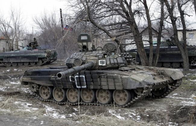 ДНР: Републиката започна оттеглянето на тежката военна техника