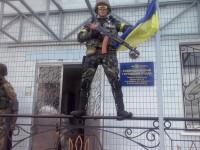 В обкръжението край Дебалцево има чуждестранни наемници