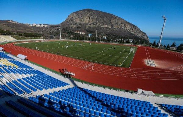 Делегация на УЕФА ще посети Крим