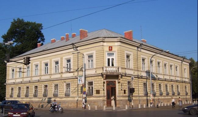 Домът на Москва помни дипломатически битки