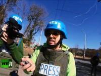 Видео-бомба! Донецк през погледа на един американски репортер