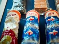 Роботи ще продават космическа храна в Москва