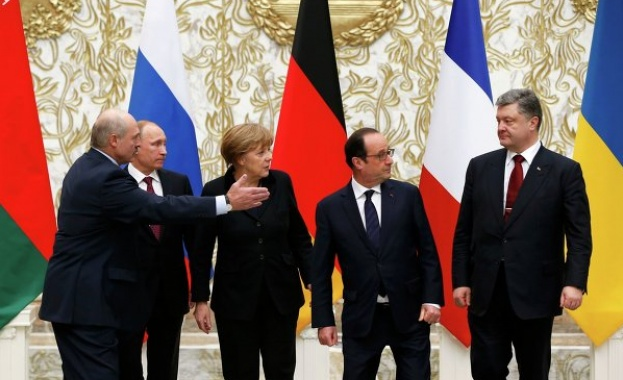 Минск' 2015 – немско-френският политически реализъм