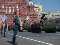 На парада на 9 май в Москва ще бъде представена само нова военна техника
