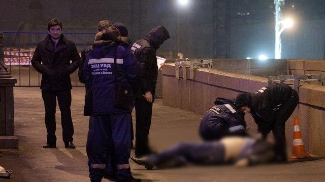 Немцов убит
