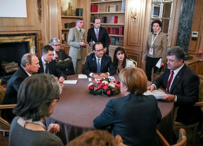 Приключиха преговорите в Минск