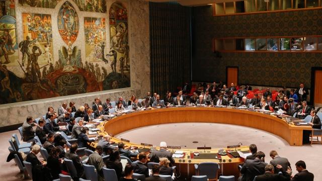ООН единодушно прие резолюцията в подкрепа на минските споразумения