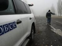 ОССЕ призовава за временно примирие в Дебалцево