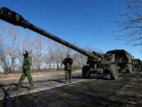Опълченците оттеглят тежкото въоръжение от четири посоки