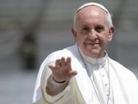 Папа Франциск ще посети скоро Украйна