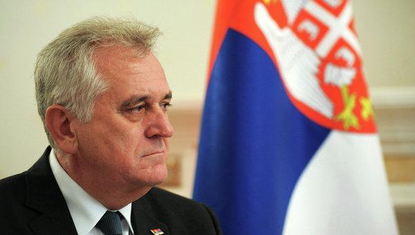 Николич: Сърбия не желае да въведе санкции срещу Русия