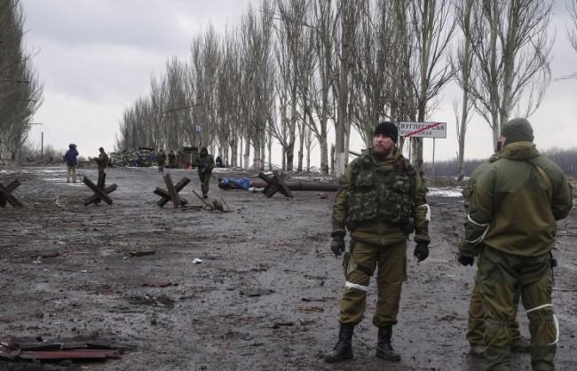 """Басурин: Украинската армия използва системите """"Смерч"""" срещу опълченците"""