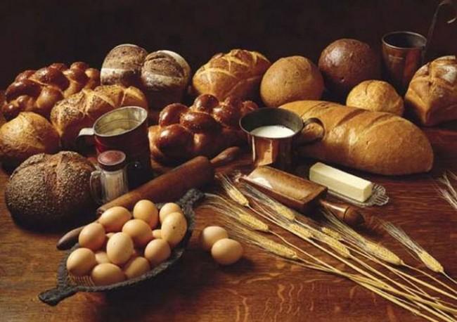 Ароматът и вкусът на руския хляб