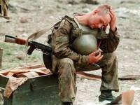 Водката убива половината украински военни в Донбас