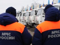 Русия изпрати за Донбас 13-ти хуманитарен конвой