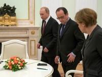 Оланд лети за Минск с твърда решимост за постигане на мир
