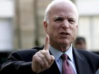 Маккейн призна частична вина на САЩ, че Киев използва касетъчни бомби