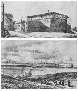 През 1872 г. Феликс сътворява и няколко чернобели рисунки, отразяващи Несебър и околностите му.