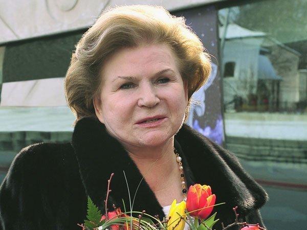 Валентина Терешкова навърши 78 години