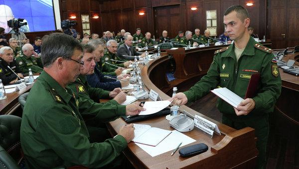 Военни от 79 страни се събират в Москва