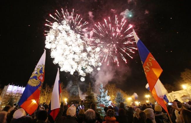 Присъединяването на Крим към Русия ще се чества една седмица