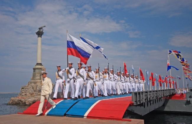 В Крим Русия показа умението си да отстоява националните си интереси