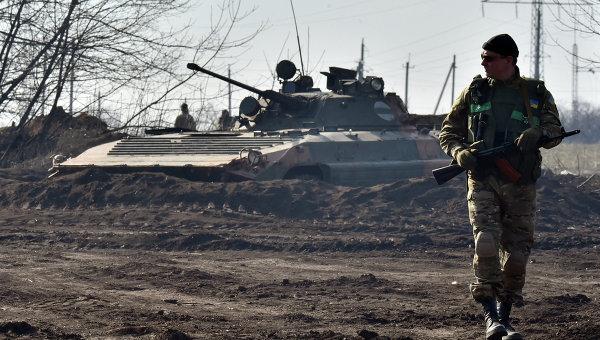 ЛНР: Украинските военни взривиха мост край Станица Луганская