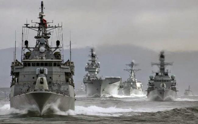 Натовската армада продължава да лази по руските нерви