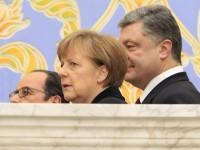 Кремъл очаква реакцията на Берлин и Париж за решението на Върховната рада относно статута на Донбас
