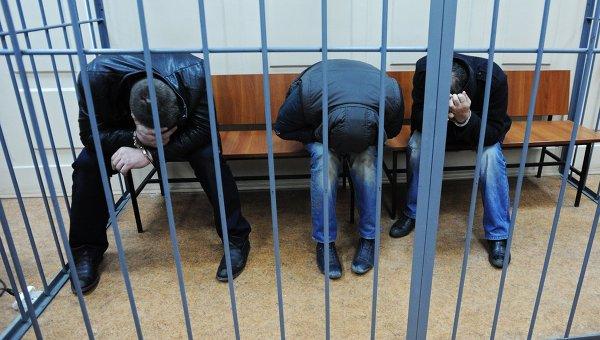 Петимата заподозрени за убийството на Немцов остават в ареста до 28 април
