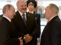 Владимир Путин пристигна в Астана