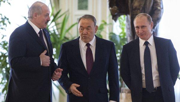 Путин предложи да бъде създаден валутен съюз между Русия, Беларус и Казахстан