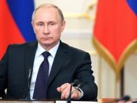 Путин обсъди със Съвета за сигурност на РФ ситуацията в Украйна и доставките на газ в Европа