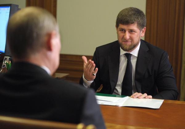 Рамзан Кадиров: Готов съм да дам живота си за Владимир Путин