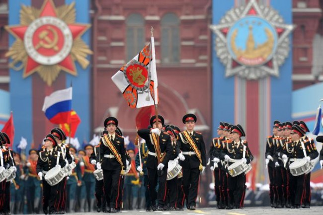 Русия покани  68 страни на парада на 9 май