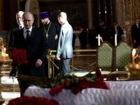 Русия се прощава с класика на съвременната руска литература Валентин Распутин