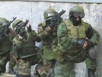 Спецназ от ЮВО проведе учебна контратерористична операция в Кубан