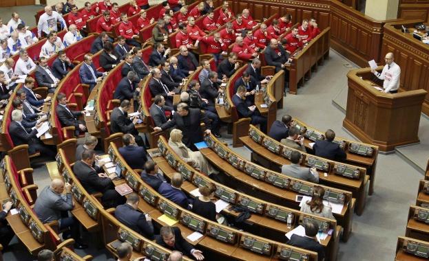 Три години затвор за критика на властта в Украйна