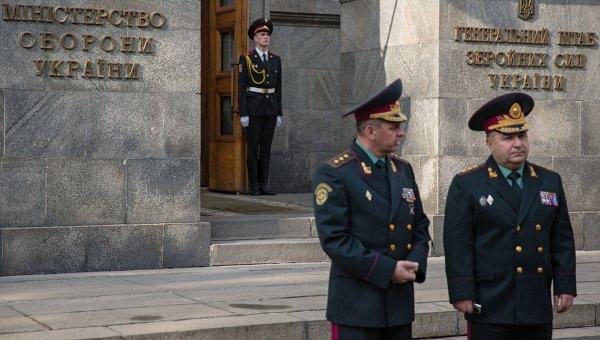 Украински военни искат смяна на Генералния щаб заради некадърност