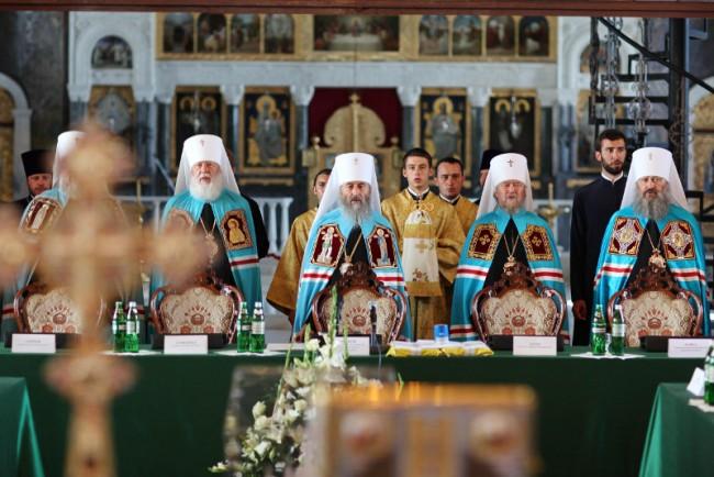 УПЦ на МП юридически призна Крим за част от Русия