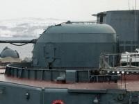 Артилерийски кораби и катери започнаха учения в Каспийско море
