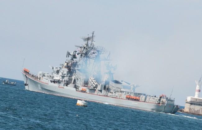 Русия провежда учебни стрелби в Черно море по време на военните маневри на НАТО