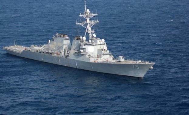 Четири бойни кораба на НАТО влязоха в Черно море