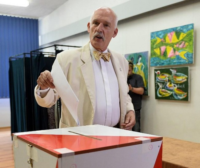Полски политик шокира украински зрители в ефир (видео)