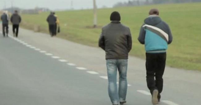 Украински наборници бягат в Полша