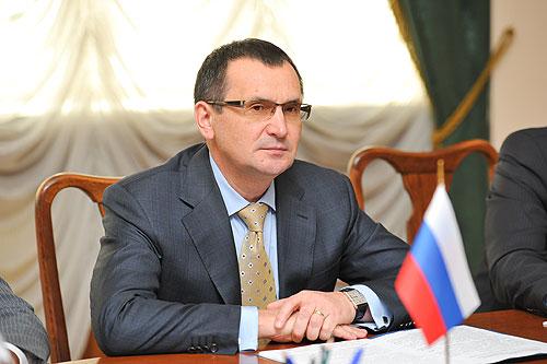 Министър Николай Федоров