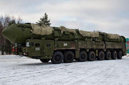 Русия тества нова междуконтинентална ракета