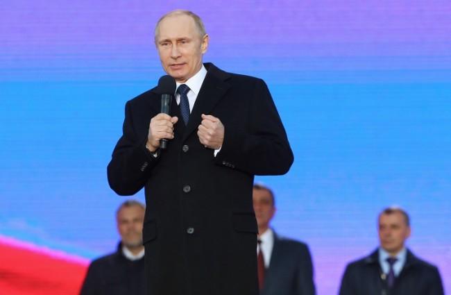 Путин: Крим – това не е просто територия, това е връзка между времена и поколения