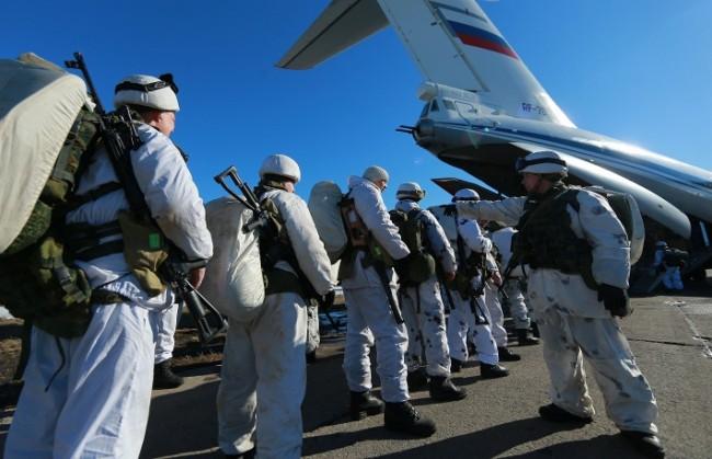 Русия отработва контраудар срещу НАТО